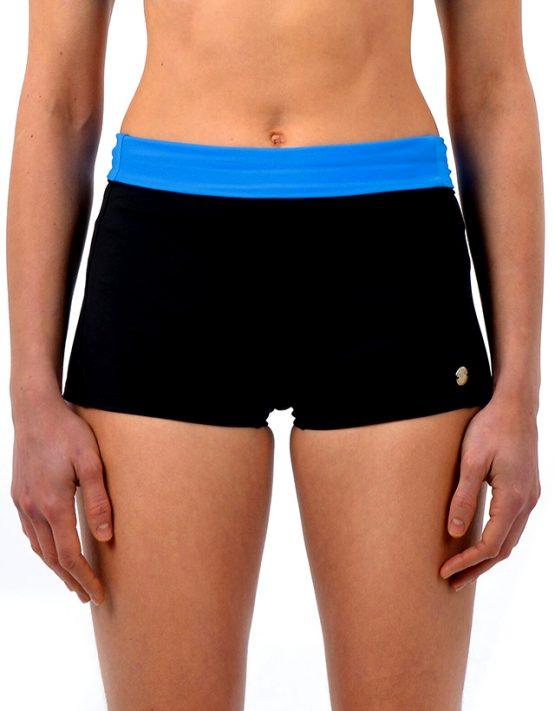 ethical shorts XL blue