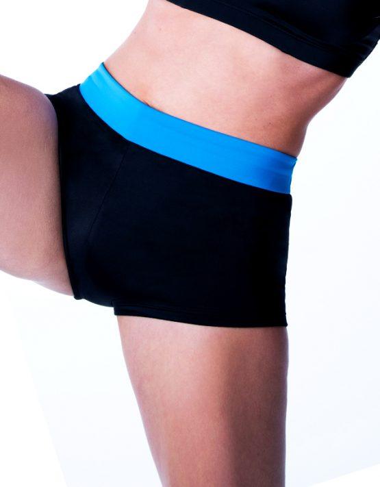 Sports shorts XL black