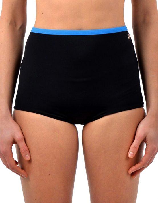 XL bikini bottms black