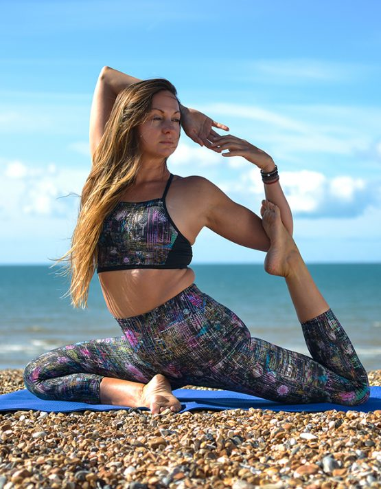 Yoga outfit size M sustainable