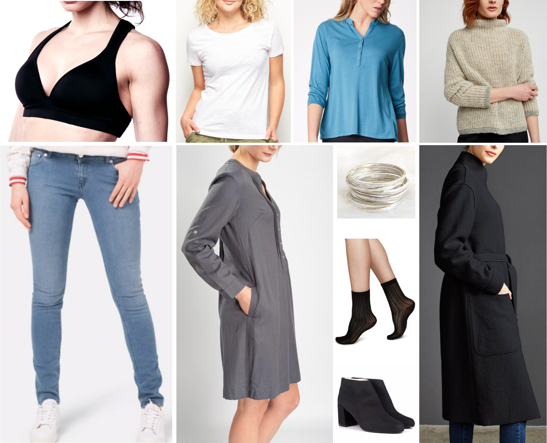 3da12556 Creating a balanced capsule wardrobe ~ Ruby Moon