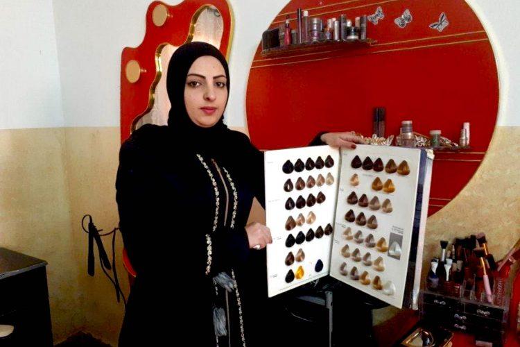 palestinian woman entreprenuer